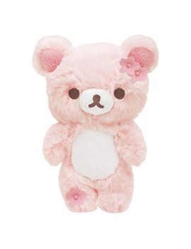 Sakura Rilakkuma Sherbet Plush Doll S San X Free Shipping From Japan New F/S by Rilakkuma