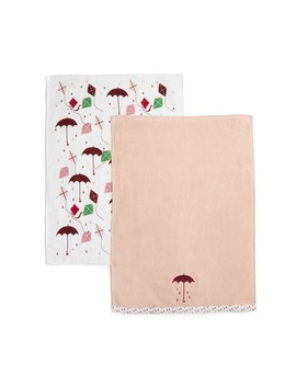 Mary Poppins Tea Towel 2 Pk by Primark