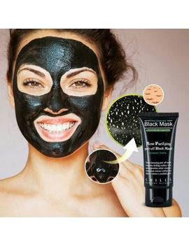 Black Peel Off Mask Purifying Facial Cleansing Blackhead Remover Charcoal 50ml by Ebay Seller