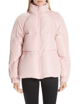 Tech Down Puffer Jacket by Ganni
