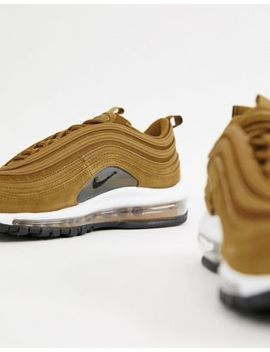 Nike – Air Max 97 – Turnschuhe In Bronze by Asos