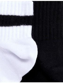 Asos Design   Lot De 2 Paires De Chaussettes by Asos Design