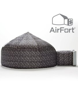 Air Fort The Original Build A Fort In 30 Seconds, Inflatable Fort For Kids, Digital Camo by Air Fort