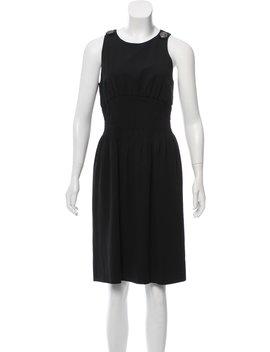 Silk Sleeveless Dress by Chanel