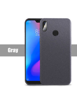 For Xiaomi Mi A2 L Ite A1 8 Max 3, Shockproof Soft Tpu Sandstone Matte Case Cover by Unbranded/Generic