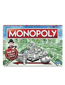 Hasbro Monopoly Classic Game by Hasbro