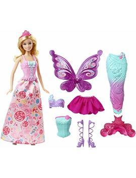 Barbie Dreamtopia Fairytale Dress Up Doll by Barbie