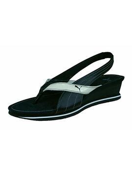 Puma Eva Womens Ankle Strap Leather Sandals by Puma
