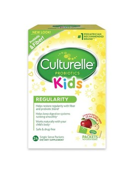Culturelle Kids Regularity Gentle Go Formula Packets 24ct by Culturelle