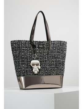 Spaceshopper   Tote Bag by Karl Lagerfeld