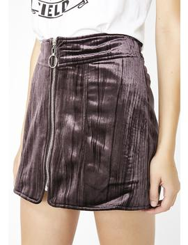 Pour Up Magic City Mini Skirt by Very J