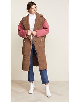 Coze Coat by Anne Vest