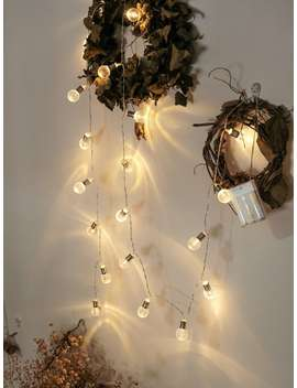 20pcs Bulb String Light by Romwe