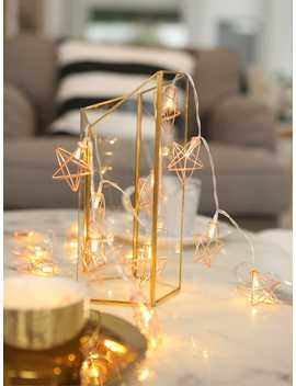 20pcs Star Bulb String Light by Romwe