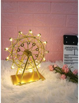 Ferris Wheel With 2 M String Light 12 V by Romwe