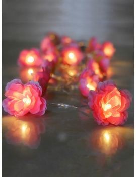 20pcs Flower Bulb String Light by Romwe