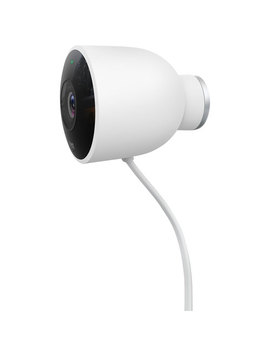 Nest Wi Fi Outdoor 1080p Ip Camera   2 Pack   White by Nest
