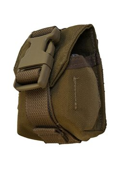 Usmc M67 Frag Grenade Pouch Coyote Fsbe Genuine Issue 3 Pack 8465 01 516 7967 by Army