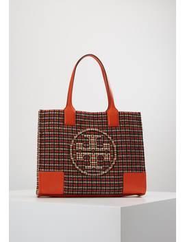 Ella Plaid Mini Tote   Handbag by Tory Burch