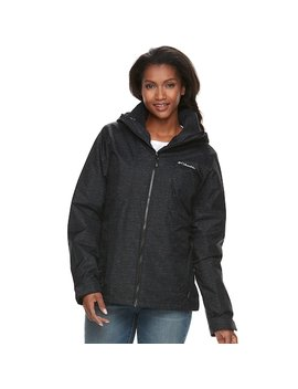 Women's Columbia Ruby River Hooded 3 In 1 Systems Jacket by Kohl's