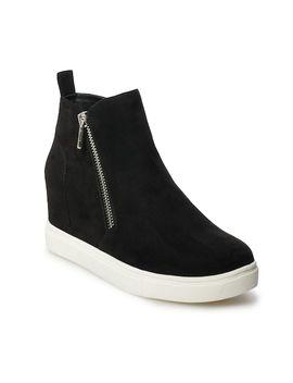 Madden Nyc Premierr Women's Hidden Wedge Sneakers by Kohl's