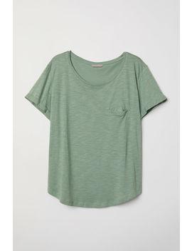 H&M+ Modal Blend T Shirt by H&M