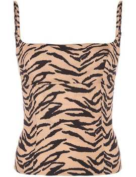 Grace Animal Print Top by Reformation