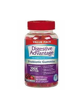 Digestive Advantage Superfruit Blend Probiotic Gummies, 90 Count by Digestive Advantage