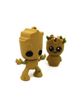 Cartoon Usb 2.0 Flash Drives 64 Gb Memory Stick Groot Pen Drive 4gb 8gb 16gb 32gb Pendrive Guardians Of The Galaxy by Uhe