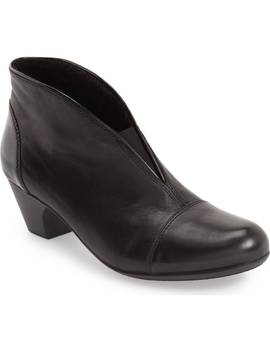 'sarah' Cap Toe Bootie by Rieker Antistress