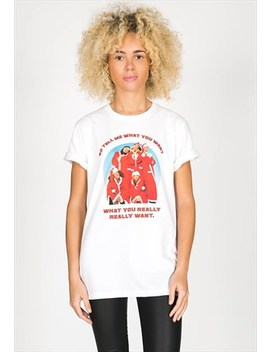 Tell Me What You Want Christmas Graphic T Shirt by M00 D Clothing