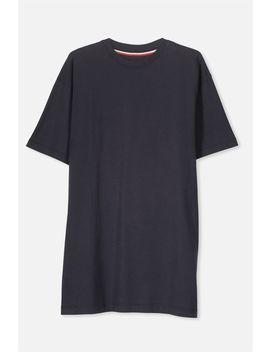 Boyfriend Tshirt Dress by Cotton On