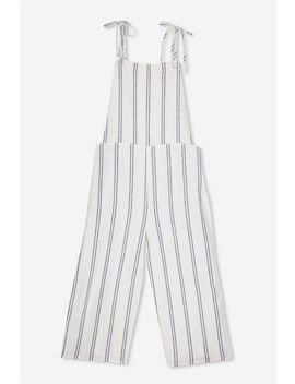 Dahlia Culotte Dungaree by Cotton On