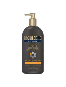 Gold Bond Men's Essentials Hand And Body Lotions   14.5oz by Gold Bond