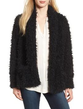 Faux Fur Jacket by Love, Fire
