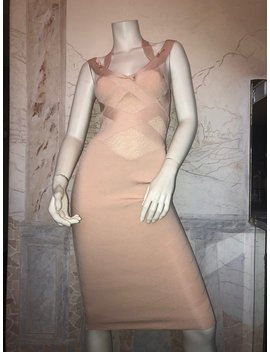 Dress Christian Dior Boutique Bandage by Etsy