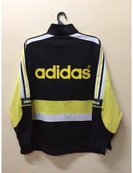 Vintage Adidas Multicolor Big Logo Back Print Jumper Unisex Size Kappa Nike Champion Embroidery by Etsy