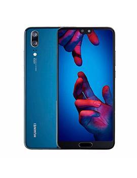 Huawei 774831 P20 128 Gb Uk Sim Free Smartphone   Blue by Huawei