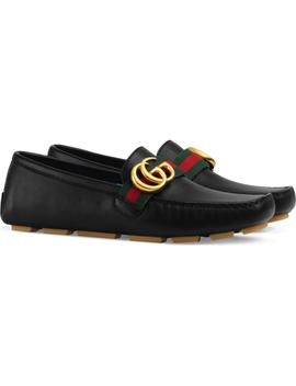 Noel Driving Loafer by Gucci
