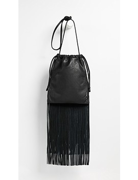 Fringe Cross Body Bag by Kara