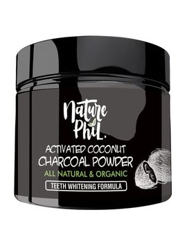 100 Percents Organic Coconut Activated Charcoal Natural Teeth Whitening  Powder Paste by Brite Teeth