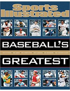 Sports Illustrated Baseball's Greatest by Amazon