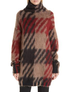 Forina Mohair Wool Blend Sweater by Boss