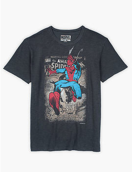 Amazing Spiderman Tee by Lucky Brand