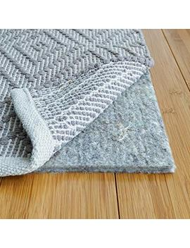 "Rugpadusa, 8' X 10', 1/3"" Thick, Basics 100 Percents Felt Rug Pad, Safe For All Floors And Finishes, Made In The Usa by Rugpadusa"