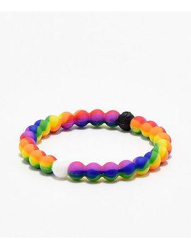Lokai Pride Rainbow Bracelet by Lokai