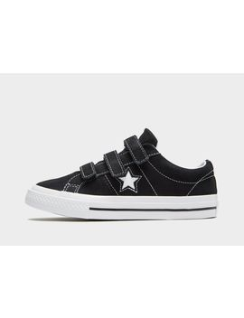 Converse One Star 3 V Junior by Jd Sports