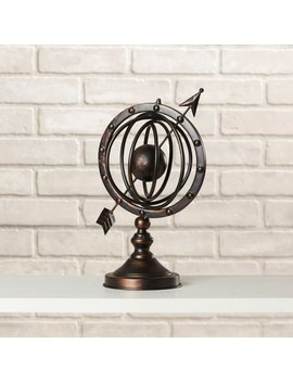 Trent Austin Design Metal Amillary Sculpture & Reviews by Trent Austin Design