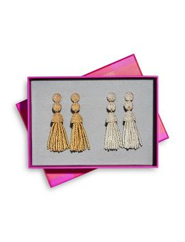 Mini Granita Tassel Earrings Gift Set   100% Exclusive by Baublebar