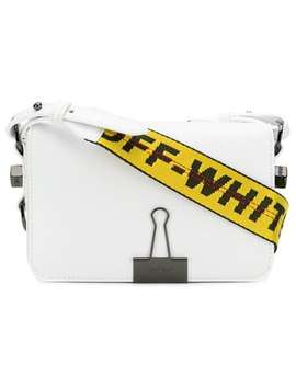 Binder Clip Crossbody Bag by Off White